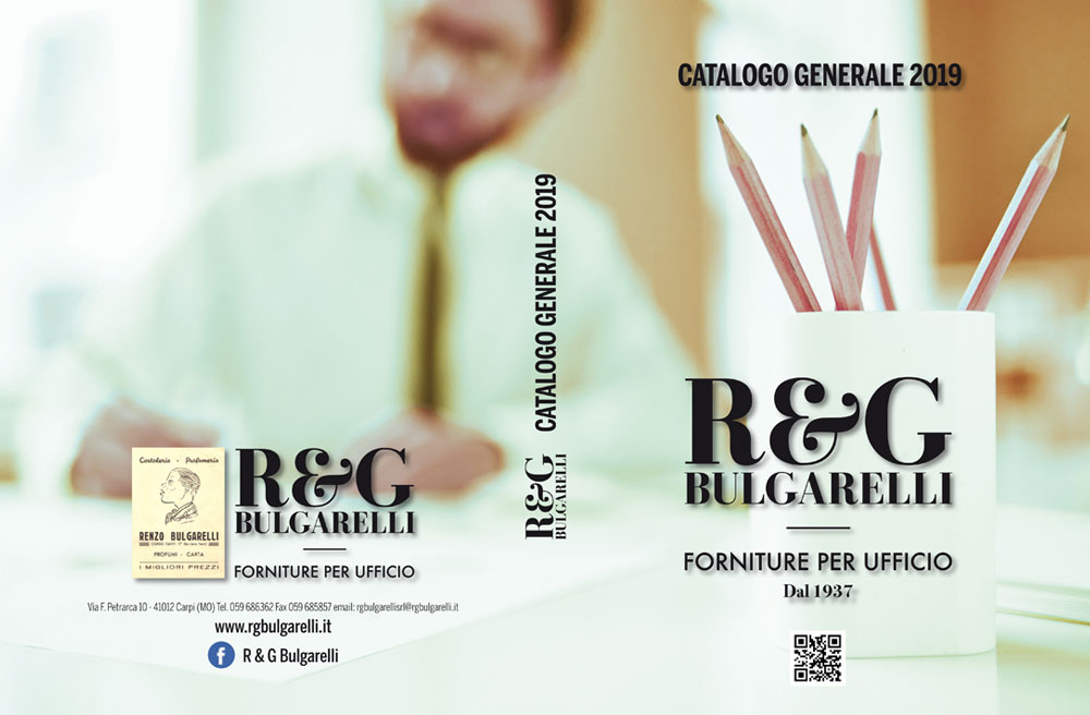 catalogo rg bulgarelli carpi 2019